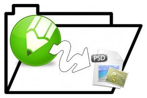 Cómo exportar archivos de Corel a Photoshop