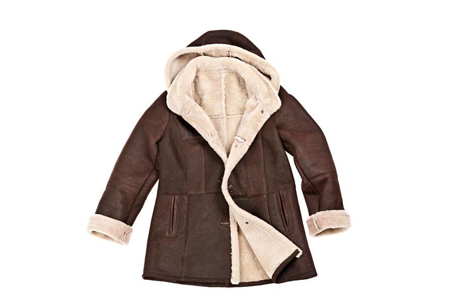 Cómo hacer abrigos originales