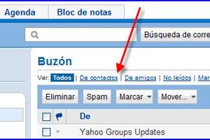 Guia para buscar mensajes en las cuentas de correo. Cómo encontrar un mail en una cuenta de yahoo, hotmail o gmail. Tips para buscar correos