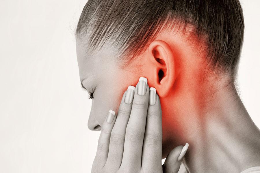 Resultado de imagen de dolor de oidos