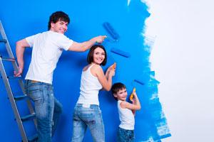 Pasos para pintar una habitación. Guía completa para renovar y pintar una habitación. Consejos para pintar un cuarto, dormitorio o sala