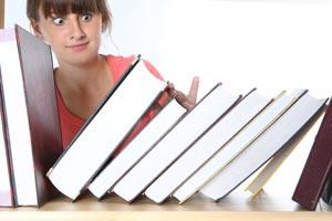 Cómo limpiar y mantener los libros
