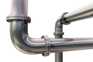 Procedimiento para quitar el aire de las tuberías. Como eliminar el aire dentro de las cañerías de agua. Método para quitar el aire de una tubería