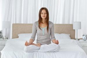 Técnica para relajar la mente antes de dormir. Visualización para antes de ir a dormir. Cómo relajar tu mente y estar listo para ir a dormir