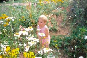 Cómo integrar a los niños en el cuidado del jardín
