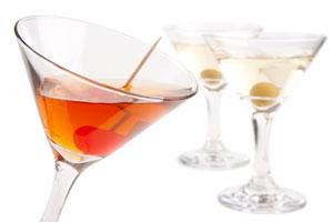 Cómo hacer Martini y sus Variantes