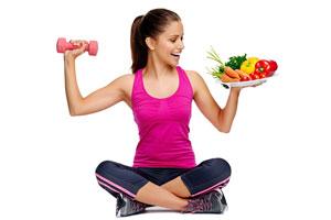 Cómo alimentarse antes de una exigencia física o mental