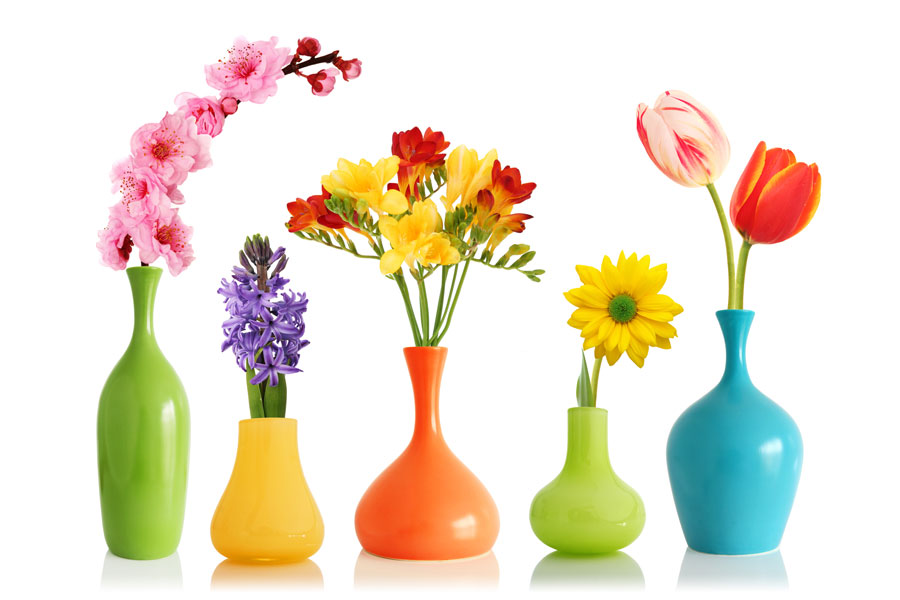 C mo decorar con flores en oto o - Flores secas para decorar ...