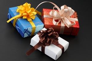 Cómo elegir un regalo de aniversario entre los 55 y los 100 años