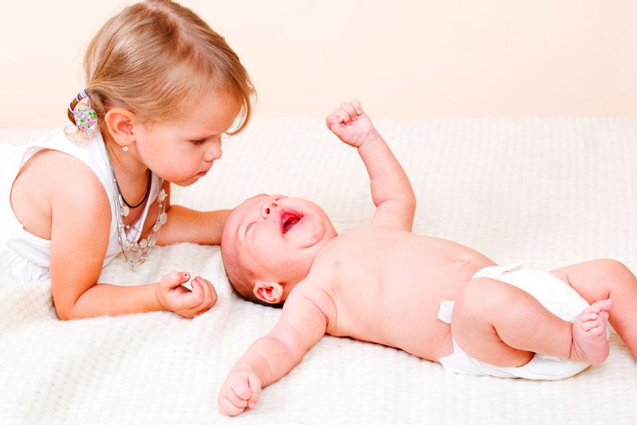 Cómo actuar con los niños ante la llegada de un hermanito