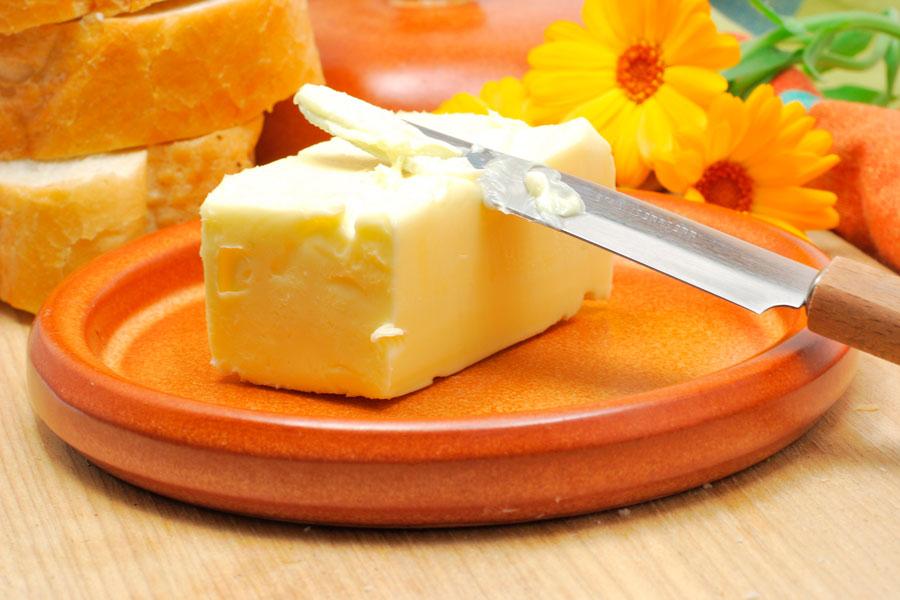 Cómo cocinar con manteca de manera saludable