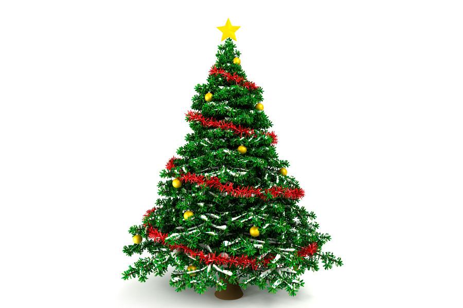 C mo decorar el rbol de navidad de manera espiritual - Planta navidad ...