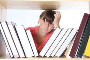Cómo cuidar los libros en la biblioteca