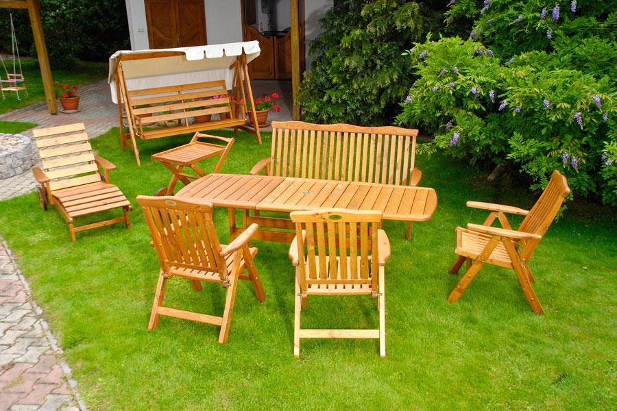 C mo recuperar y mantener los muebles de jard n - Muebles de jardin ...