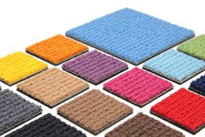 Cómo arreglar una alfombra rota o manchada