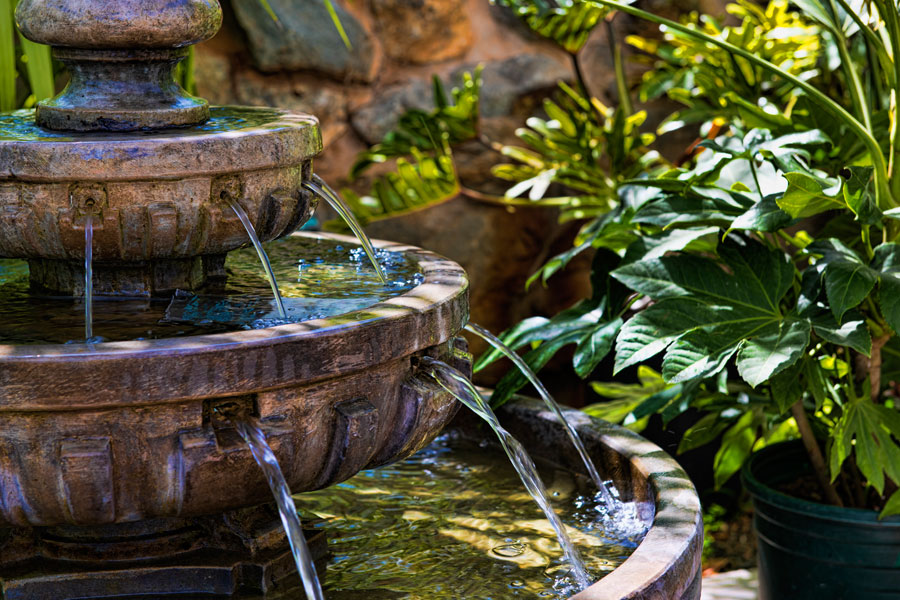 C mo elegir una fuente de agua - Fuentes interiores de agua ...