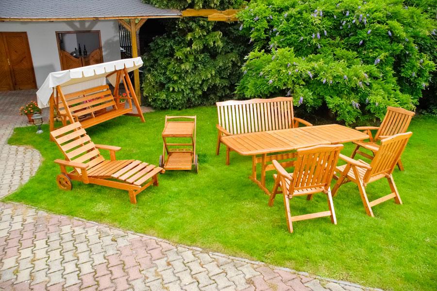 c mo elegir los muebles para el jard n ForMuebles El Jardin