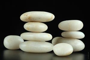 Pasos para decorar con piedras pintadas. Cómo pintar piedras para decorar un sector del hogar.