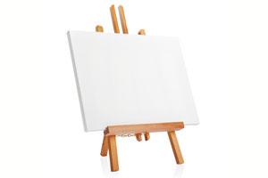 Cómo preparar un lienzo