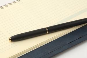 Cómo hacer una agenda con forrado metalizado