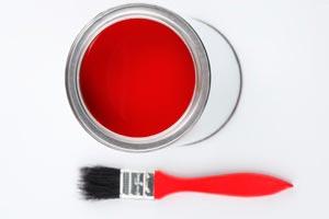 Cómo pintar paredes con efecto encaje