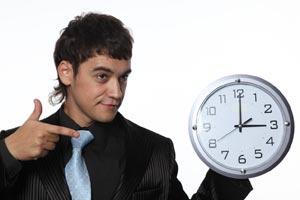 Cómo aprovechar mejor el tiempo en el trabajo