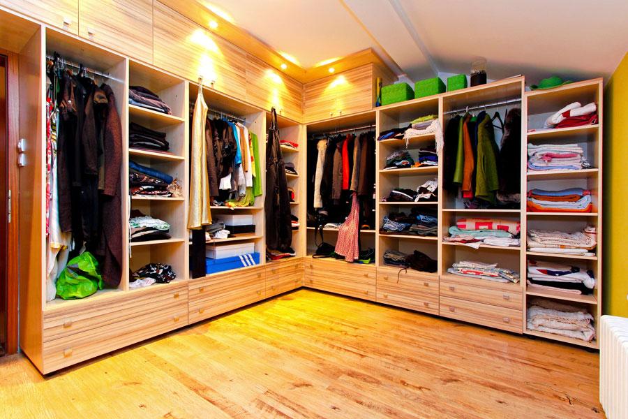 Cómo organizar el guardarropas