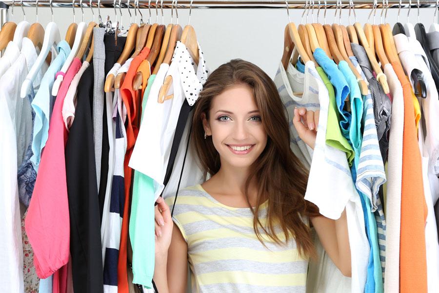 Cómo disimular partes del cuerpo a través de la vestimenta