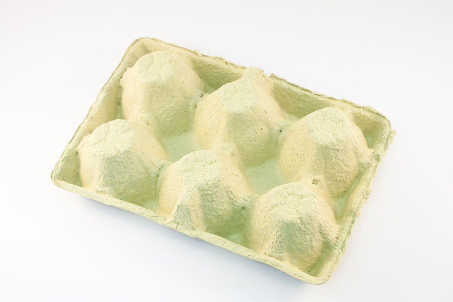 Cómo hacer un especiero con cajas de huevos