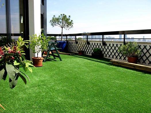 Grass sintetico lima peru pasto sintetico para terrazas - Cesped en terraza ...