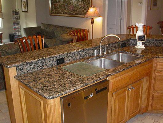 C mo limpiar y pulir superficies de granito - Colores de granito para cocina ...