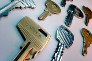 Cómo crear moldes para copiar llaves