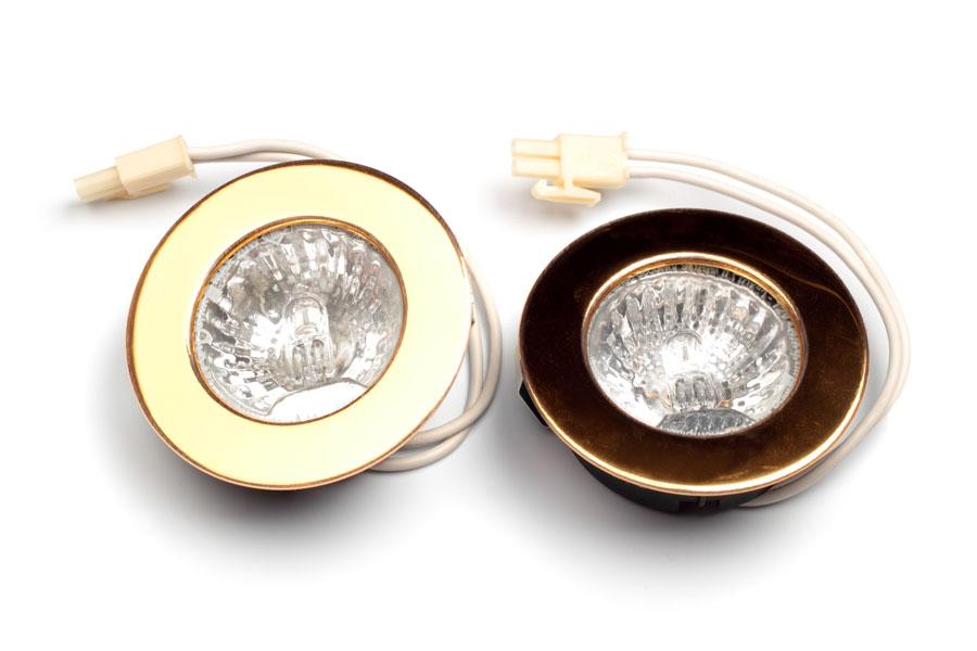 Cómo instalar un sistema de iluminación halógena