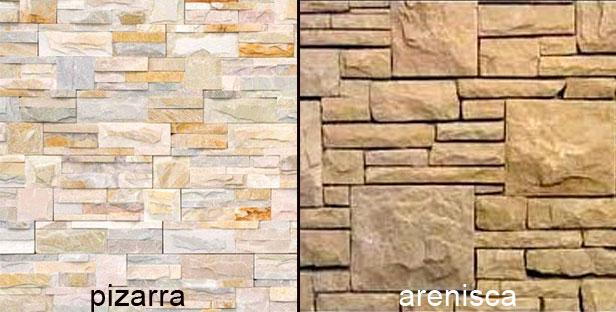 C mo hacer un mini revestimiento de piedras laja - Muros sinteticos decorativos ...