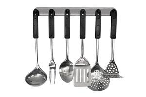 Guia para crear un barral en la cocina para colocar los utensilios. Cómo crear un barral organizador de utensilios en la cocina.