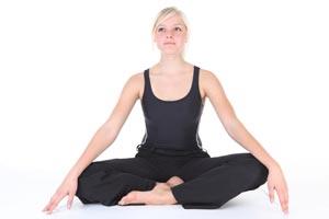 Técnica para respirar a un ritmo correcto. Como respirar al ritmo adecuado. Como respirar bien. Aprendiendo a respirar a un ritmo correcto.