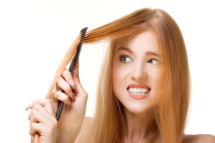 Tips para controlar el cabello rebelde. Como evitar el cabello rebelde. Trucos para controlar el pelo rebelde. Qué hacer si tienes el pelo rebelde