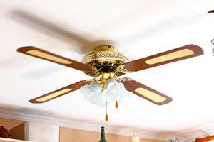 Ideas para renovar los ventiladores de techo. Como pintar ventiladores de techo. Como renovar los ventiladores de techo