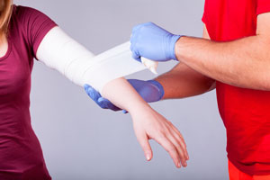 Consejos para curar una herida profunda. Tratamiento para curar una herida profunda. Guía para tratar y curar heridas profundas