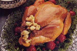 Receta para preparar pavo al tomillo. Cómo hacer un pavo de navidad al tomillo. Ingredientes y preparación para hacer pavo al tomillo