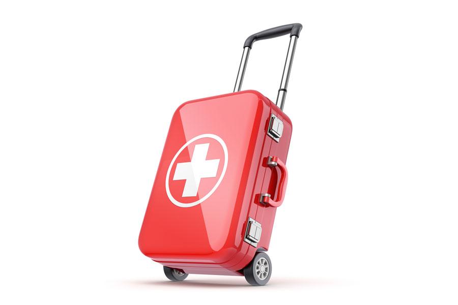 Cómo evitar Problemas de Salud durante las Vacaciones