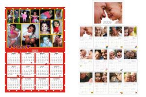 Cómo hacer un Calendario Personalizado con Fotos