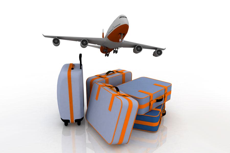 Cómo preparar las Maletas para Viajes Largos