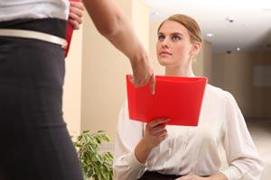 Cómo avisar en el trabajo que renuncio
