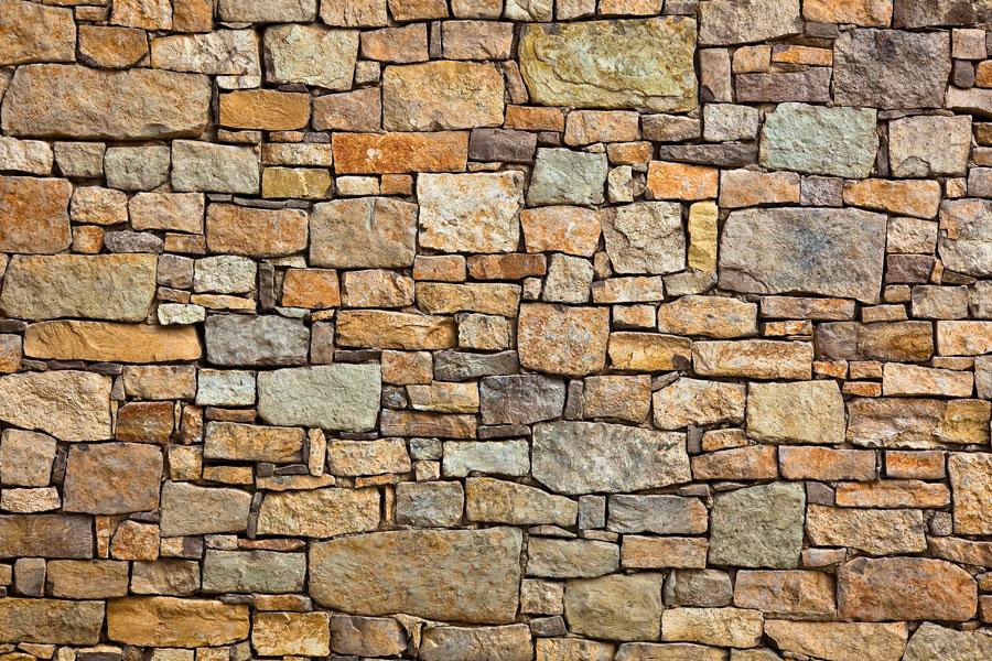 Cómo renovar un muro de piedra