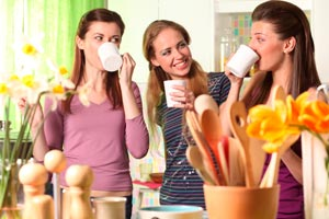 Cómo comportarse a la hora del té