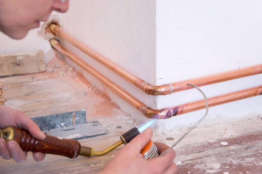 Procedimiento para soldar un tubo de gas. Pasos y detalles de los tubos de gas para soldar.