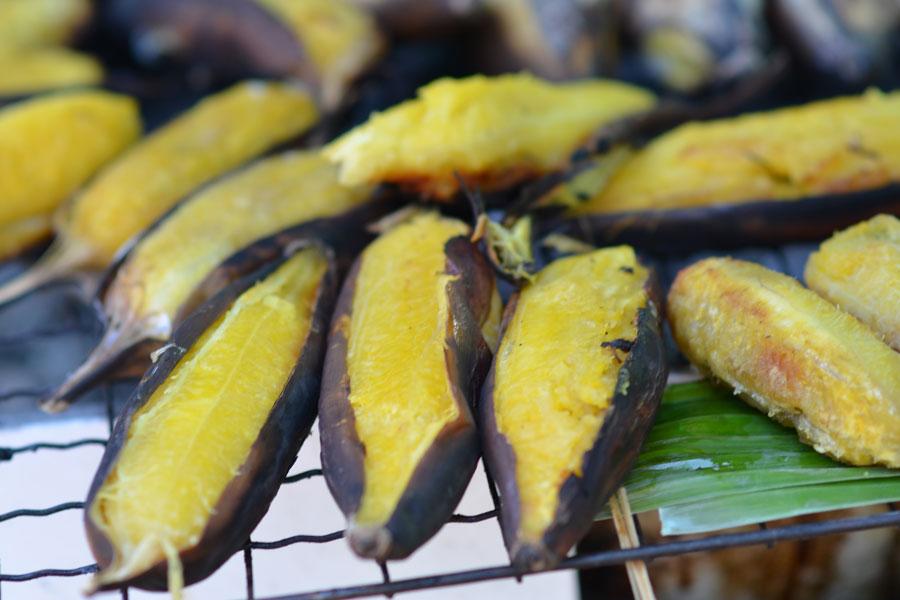 Cómo hacer postres de invierno con bananas