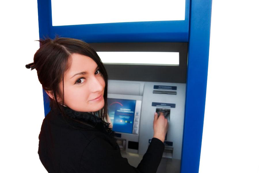 Métodos de seguridad en cajeros automáticos