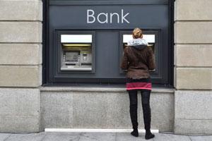 Cómo evitar robos en cajeros automáticos